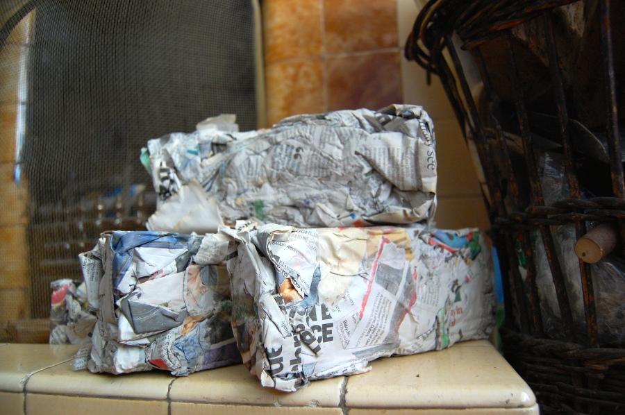 Bricks and Paper
