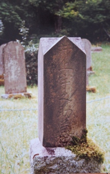 St Margaret's Cemetery, Galiano Island