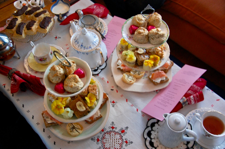 A Very Lovely AfternoonTea